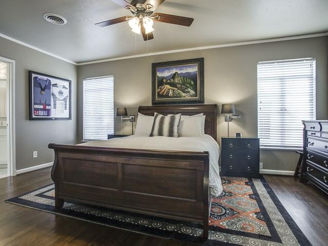 6159 Kenwood Master Bed