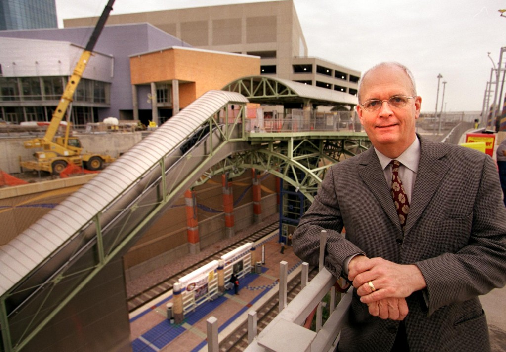Mockingbird Station developer Ken Hughes has died. Hughes was instrumental in the birth of this mixed-use development that still remains a standard-bearer in Dallas. (Photo: Dallas Morning News)