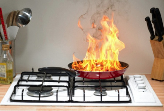 Watch Out For Thanksgiving Kitchen Fires
