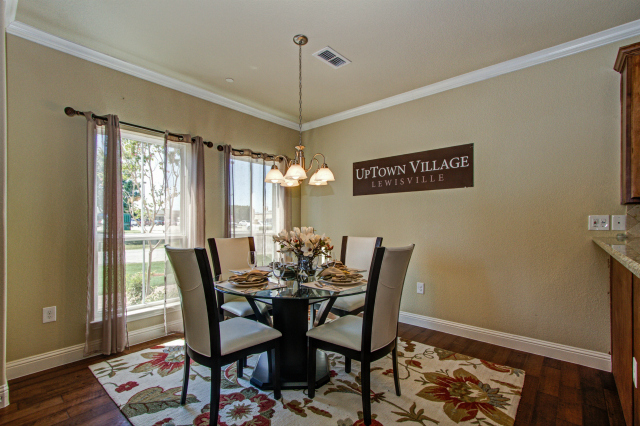 New Townhome Part Of Historic Downtown Lewisville