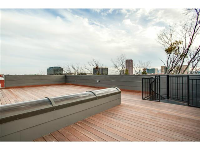 4112 Cole Rooftop Deck