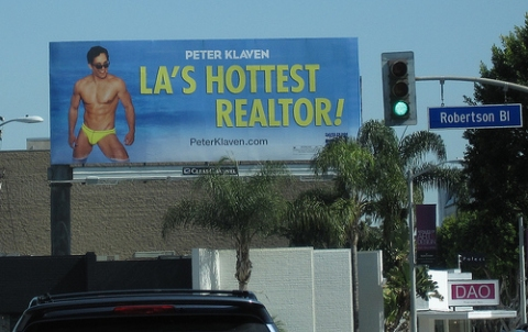 Kathryn Roan's post busting the Top 10 Realtor Myths was the most-read article on CandysDirt.com. True or False: All Realtors post in bikinis for their billboard ads?
