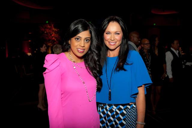 Yasmeen Tadia and LeeAnne Locken (Photo: Shana Anderson)