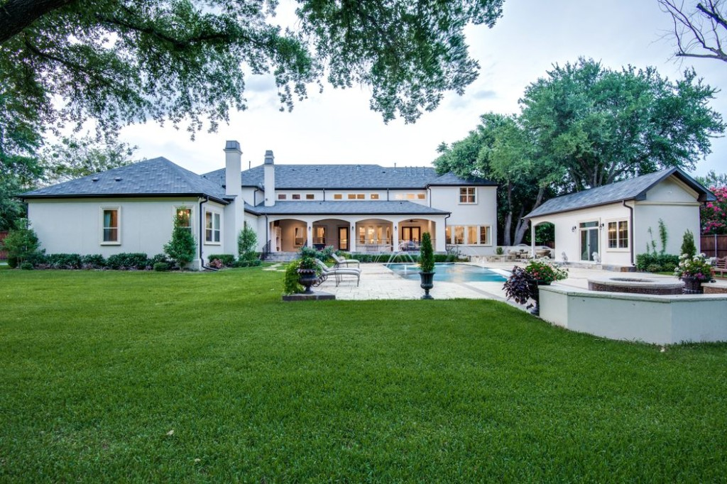 Charlotte Jones Dallas Mansion