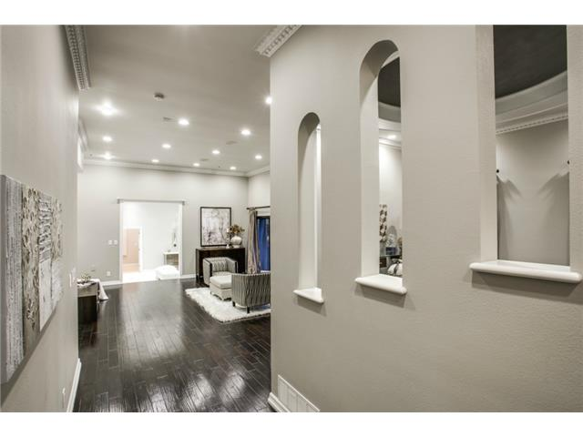 With a master suite over 2,000 sf one might never wish to leave