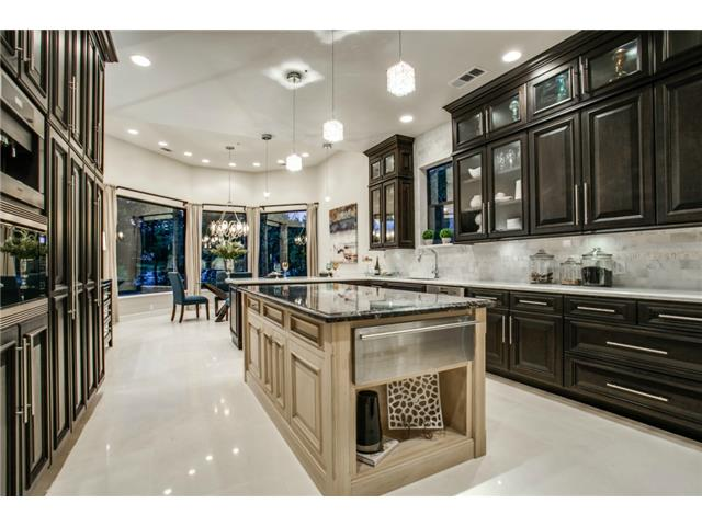 Cabinetry designed, built, and installed by master cabinet maker
