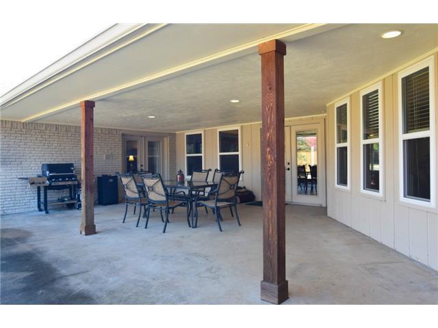 Regent patio
