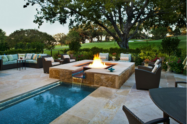 Bill Bibb, Designer, Archiverde Landscape, built by Pool Environments