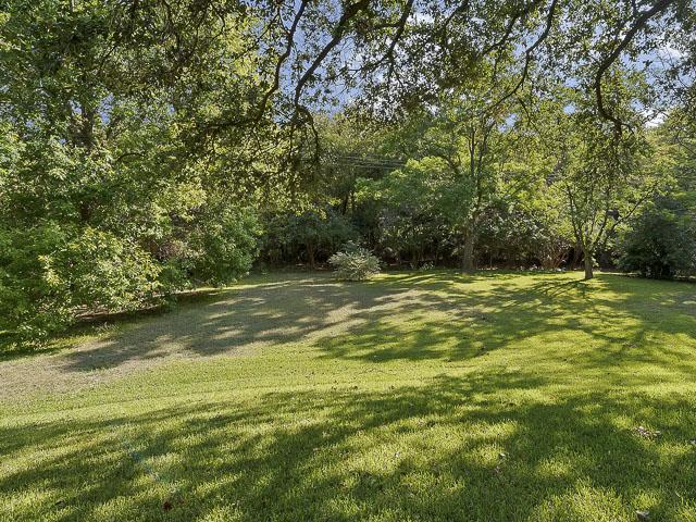 3860 Bellaire backyard