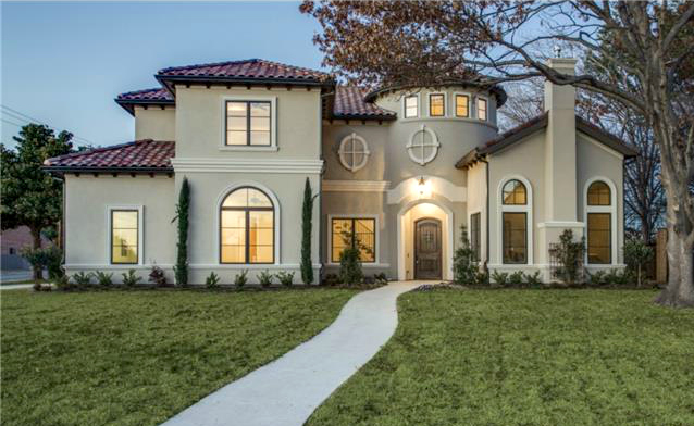 The third Urban Scene will be held at this Preston Hollow beauty at 5707 Charlestown Dr.