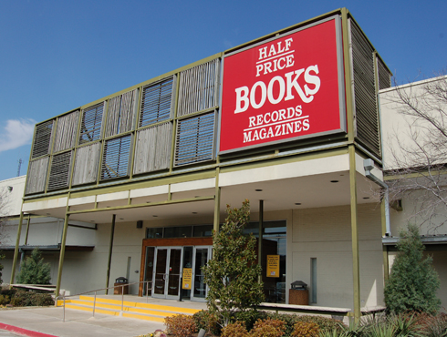 Half Price Books owns the  brand's flagship store on Northwest Highway, which is also home to the company's corporate headquarters.