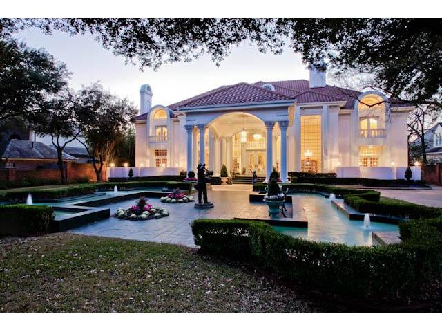 Mary Kay mansion ext