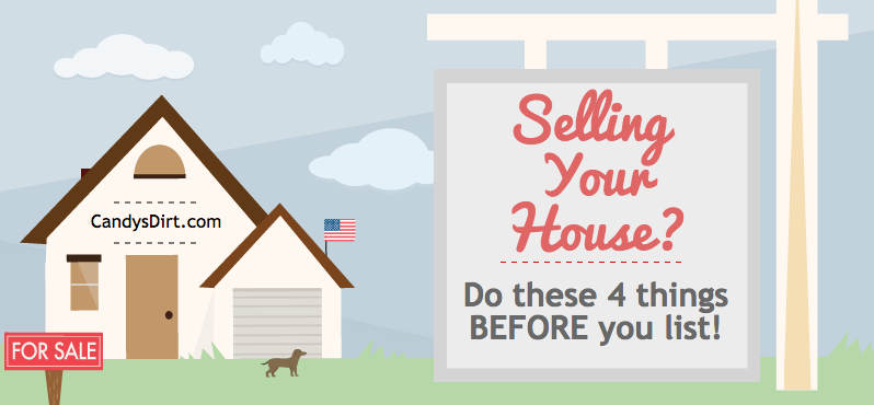 Selling Your House Infographic Header