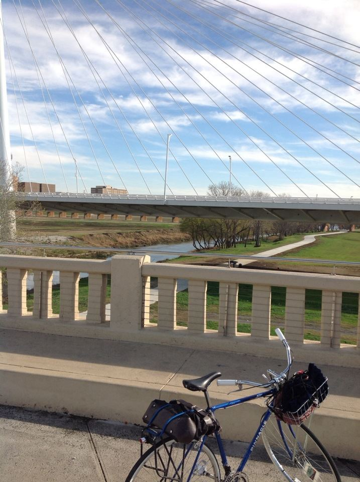 Photo (& bike) Amanda Popken's