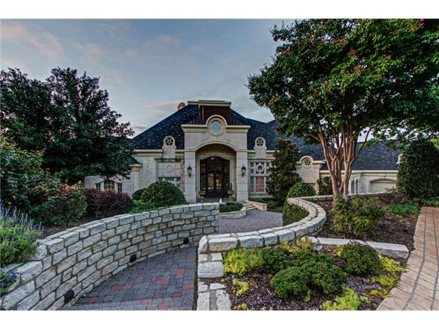 French inspired chateau in guarded gated neighborhood seeks a n