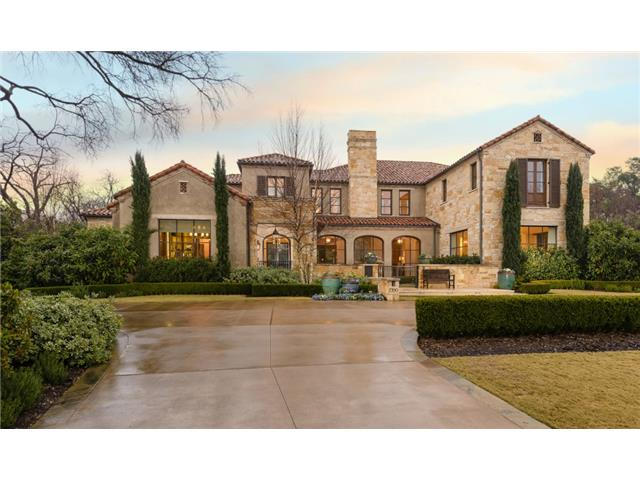Justin Leonards Highland Park Home Sold To Im Told First Family Of Dallas Soccer Chief Daniel Hunt