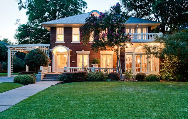 5521 Swiss Avenue will be featured on this year's Mother's Day Home Tour.