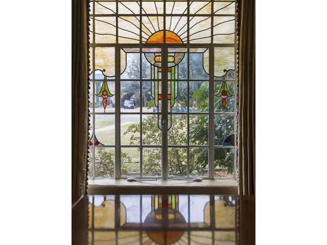 6675 Lakewood Boulevard Stained Glass