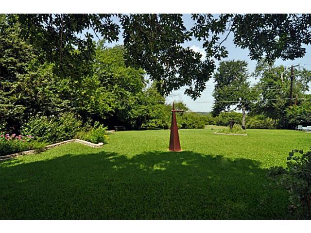 9729 Van Dyke Backyard