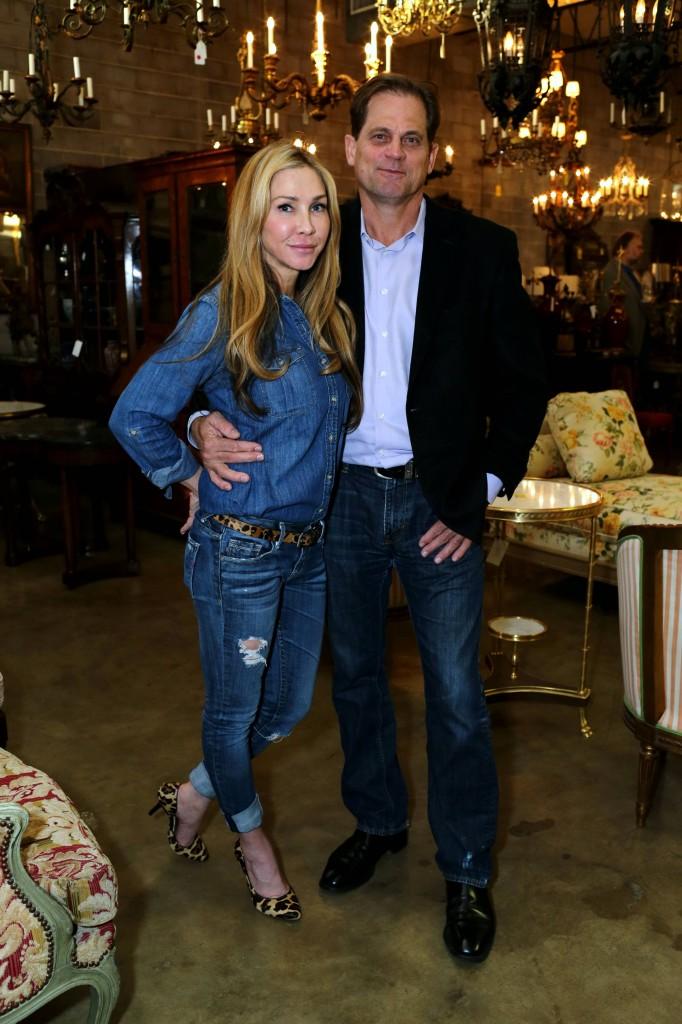 Annie Uechritz and Bernie Uechritz