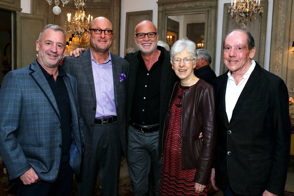 David Brothers, John Dabney, Brant Laird, Marigold Lamb, Loyd Taylor