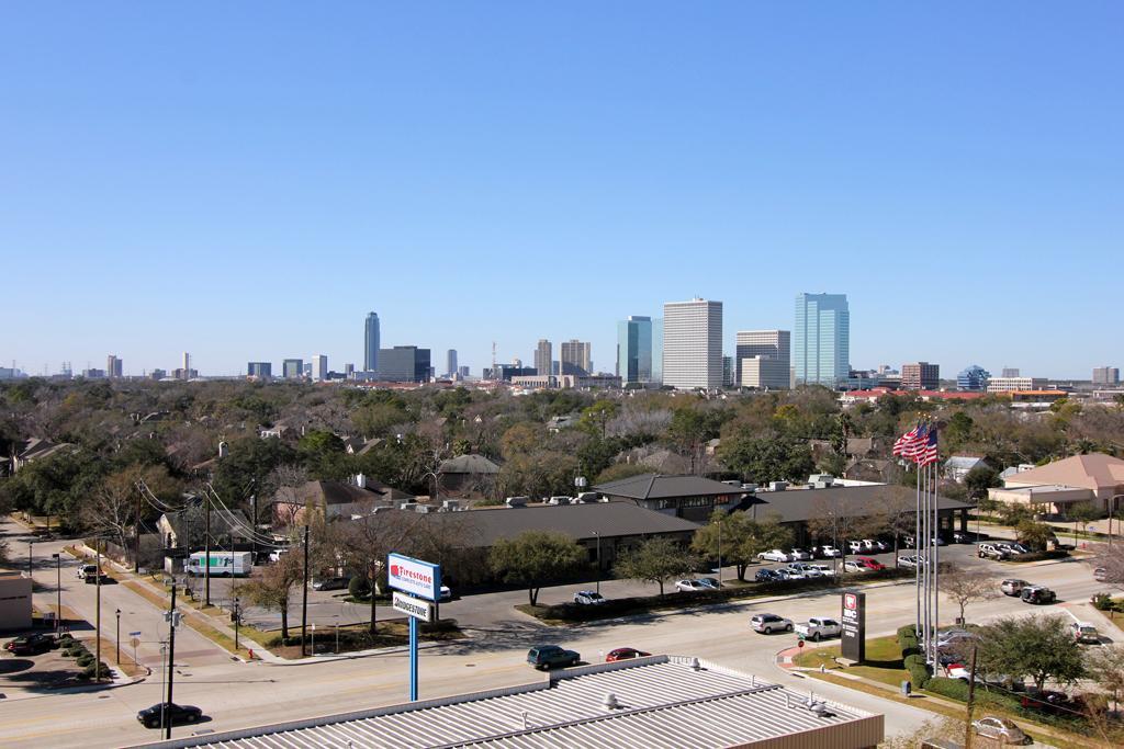 Durst Houston condo balcony view