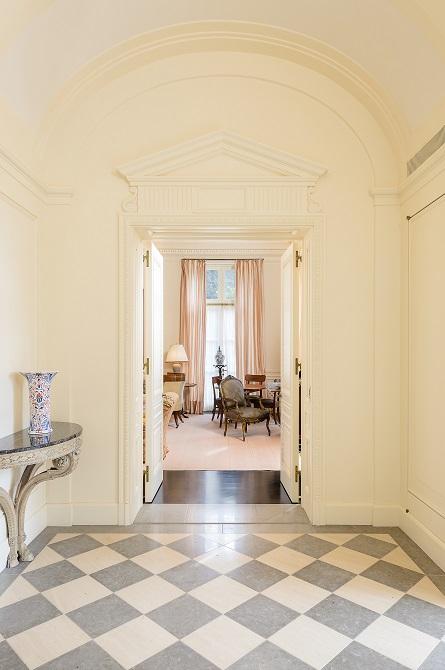 Hicks Guest House-Hallway