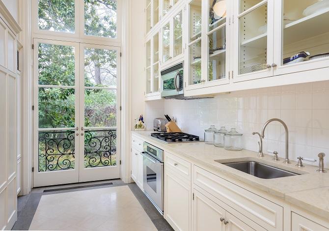 Hicks Guest House-Kitchen