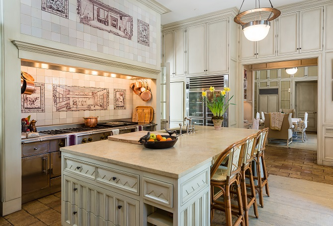 Hicks Main House- Kitchen