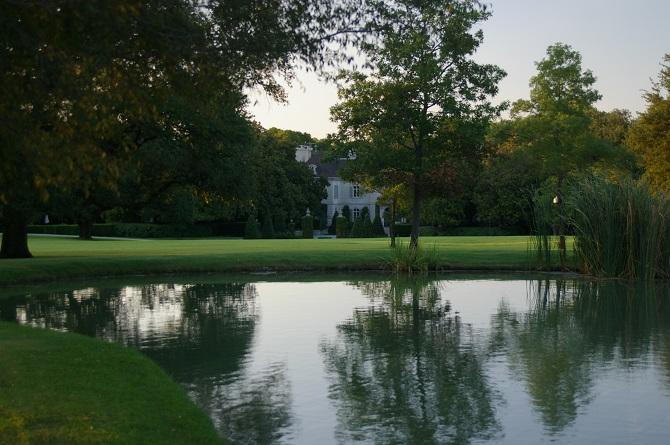 Hicks grounds pond 4