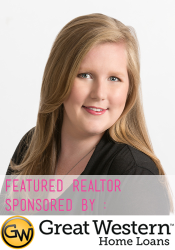 Katie Hughes GW Home Loans Featured Realtor