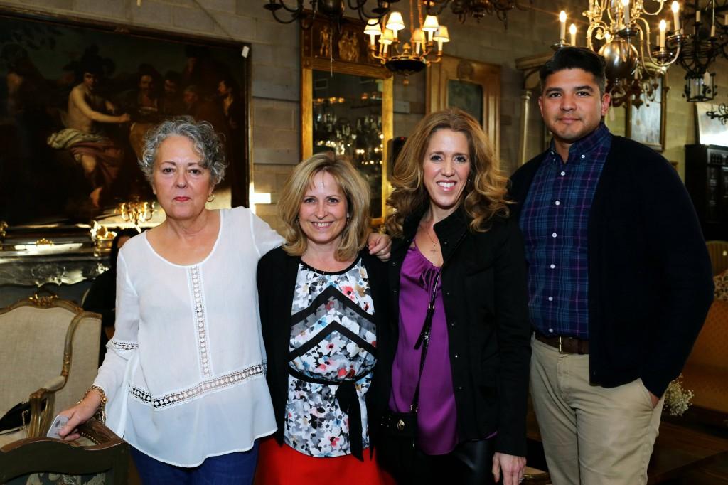 Marcelena Recatune, Dawn Bergan, Julie Stryker, Johnathan Contreras