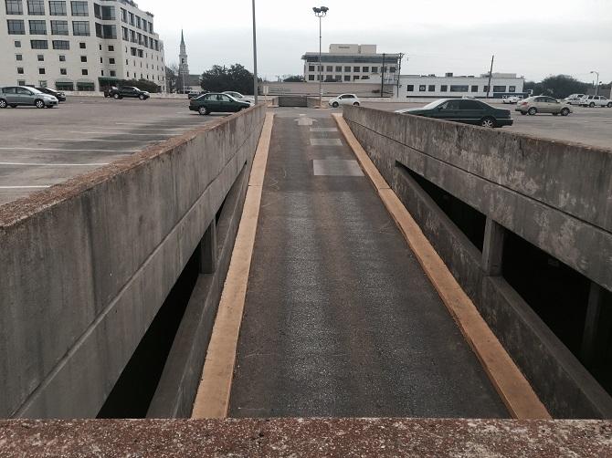 Parking ramp
