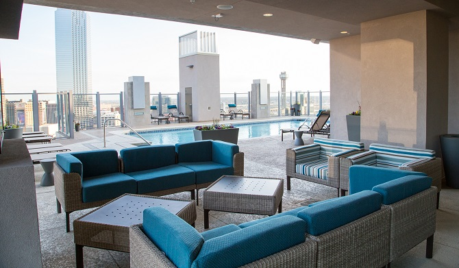 Skyhouse Dallas Opens Luxury Victory Apartments With An Open Heart Amp Checkbook