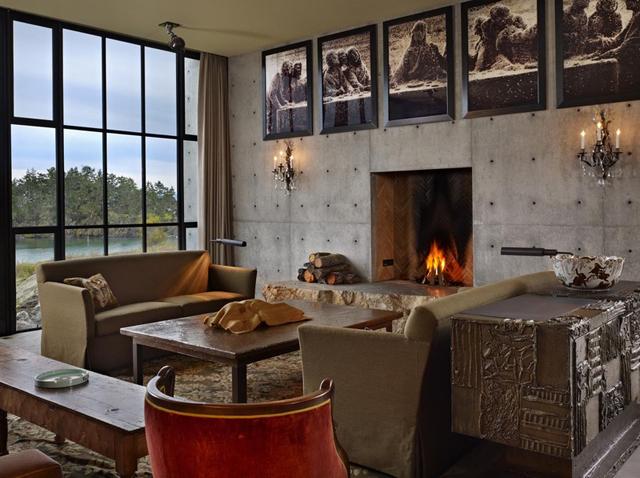 The Pierre Residence-Interior-Photo by Benjamin Benschneider