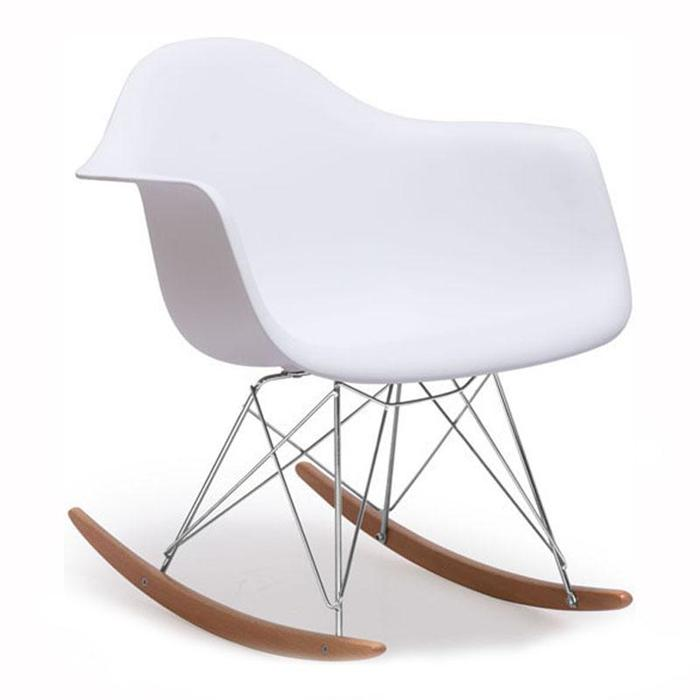 Zuo Modern Rocket Chair in White