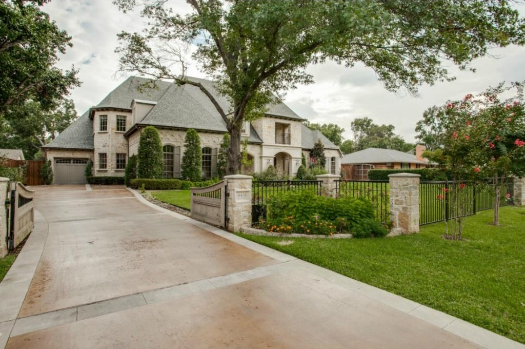 Magnificent Old Preston Hollow beauty with exquisite amenities!