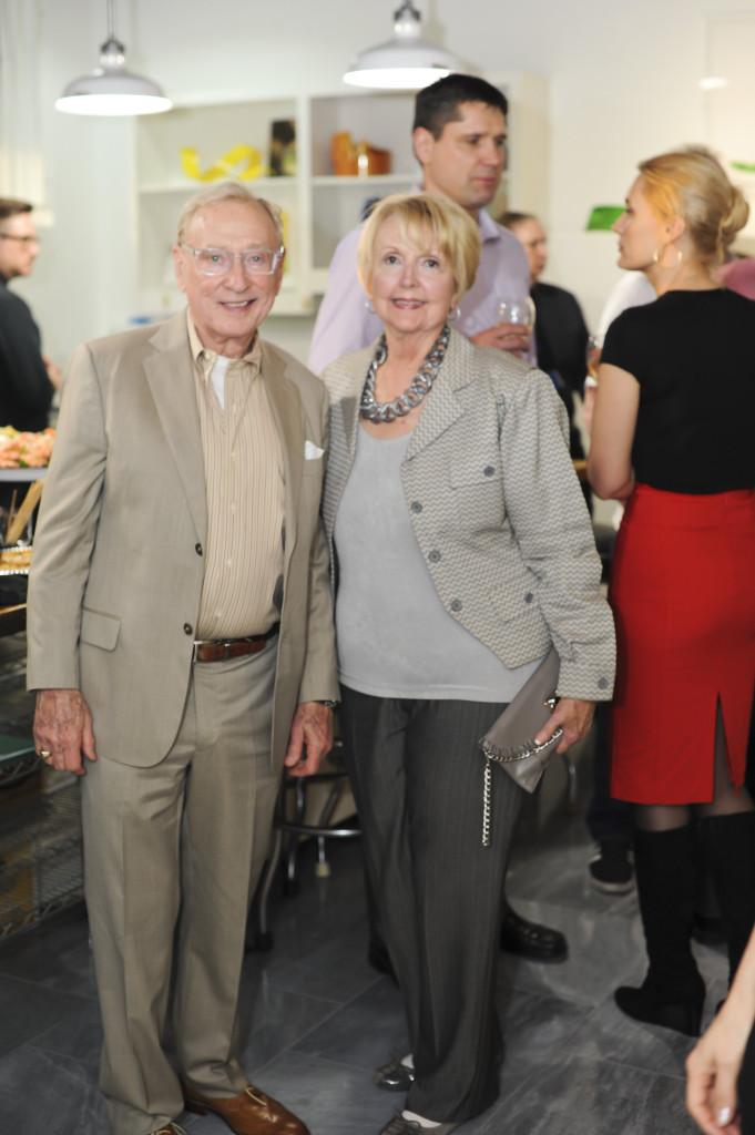 David Tiller, Martha Tiller