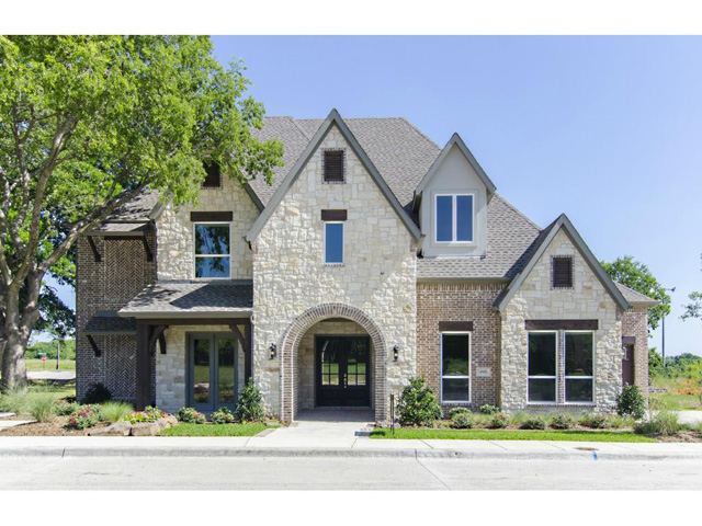 see the top 5 leed homes in north texas