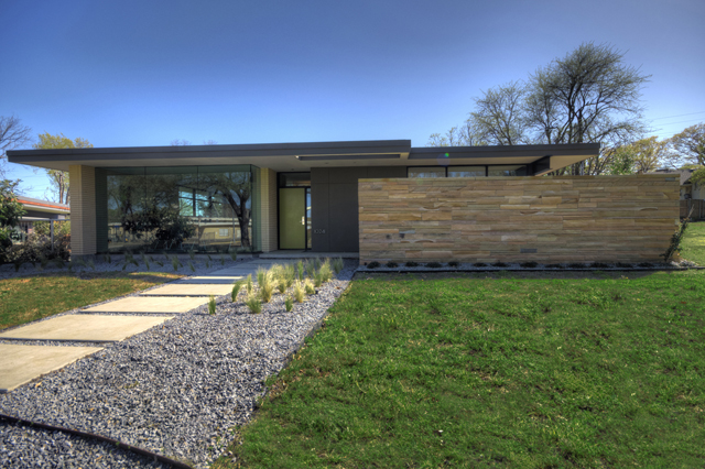 this gorgeous cliff welch modern on east lake highlands will be on this years white rock - Mid Century Modern Homes