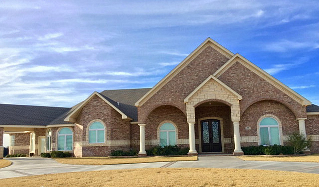 $1 million and up gets you a lot of house in Odessa, Texas