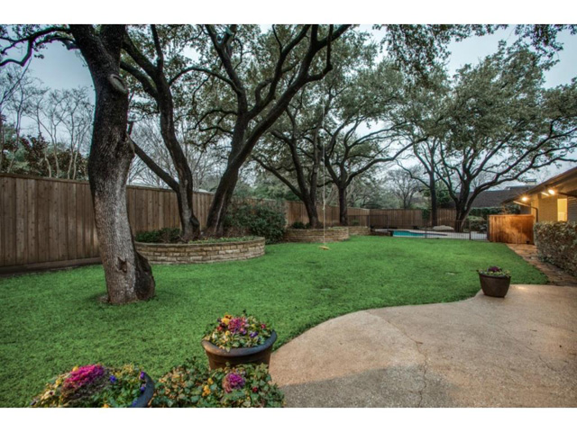 11159 Russwood Backyard