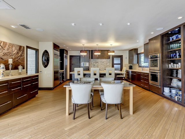 309 Hazelwood Dining Kitchen
