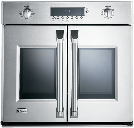 Superbe GE French Door Wall Oven