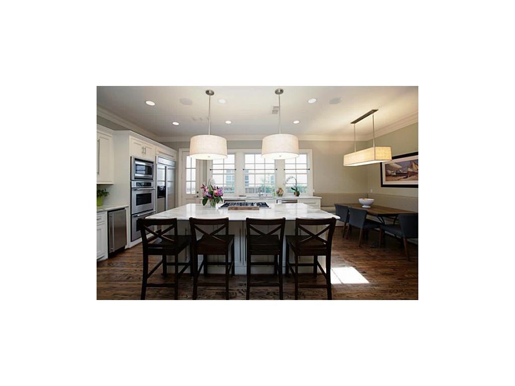 Kayla's house kitchen
