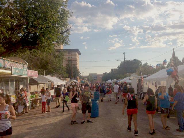 Main Street Odessa