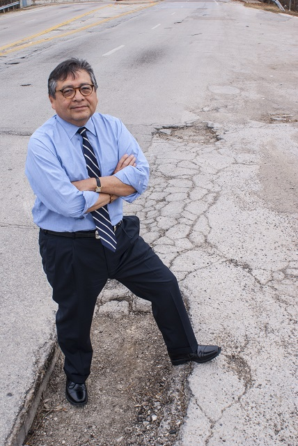 How Do You Explain %&*!@## Potholes To Out Of Town Buyers