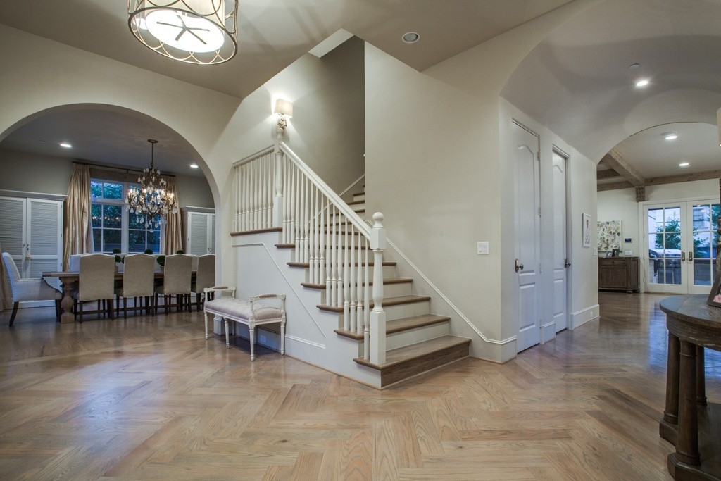 3704 Wentwood stairs