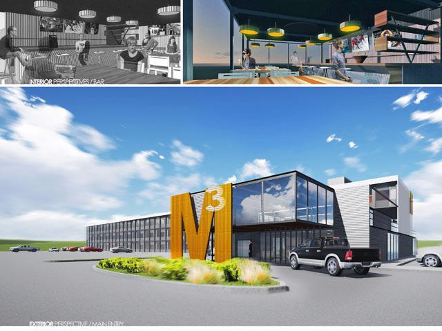 M3 Container Hotel