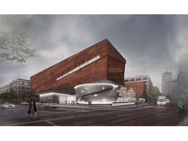 OmniPlan Holocaust Museum